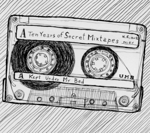 10 years of secret mixtapes